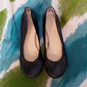 J. Crew ballerina slip on shoes size 7